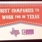 Texas Monthly names  Intelligent Logistics among the 100 Best Companies to Work for in Texas